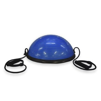 Semiesfera inflable profesional 55cm kine estetic for Gimnasio kine